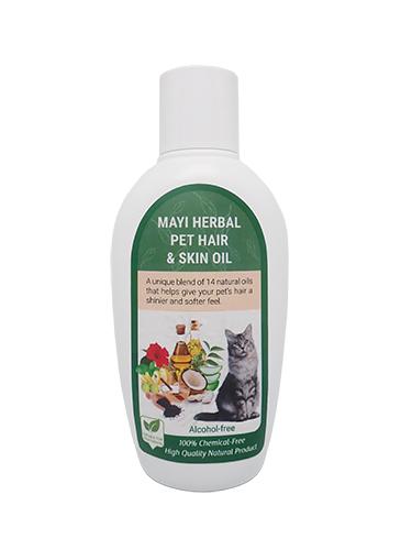 MAYI Herbal Pet Hair and Skin Oil